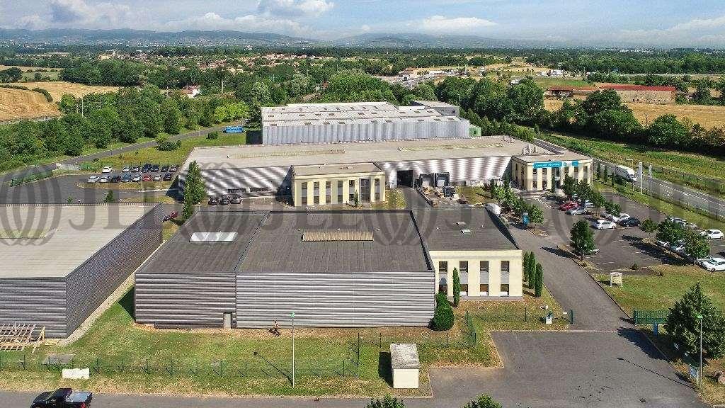 Activités/entrepôt Arnas, 69400 - Location locaux d'activité Lyon Nord - 9863267