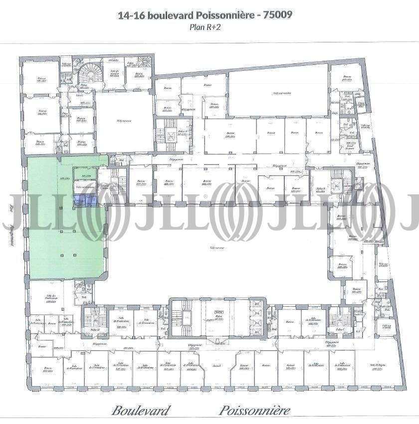 Bureaux Paris, 75009 - 14-16 BOULEVARD POISSONNIERE - 9873751
