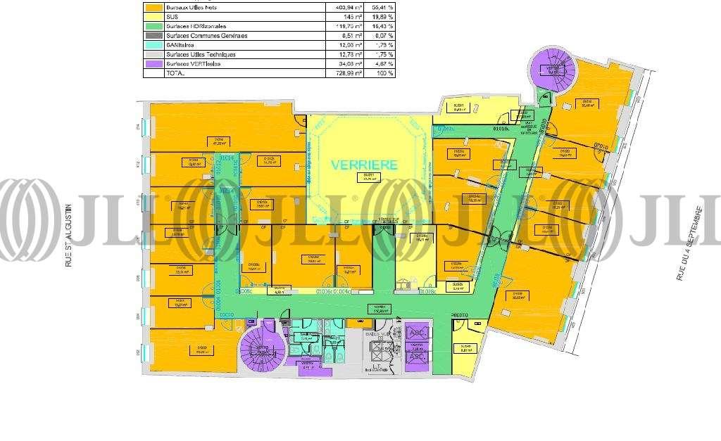 Bureaux Paris, 75002 - 9 RUE DU 4 SEPTEMBRE - 9874503