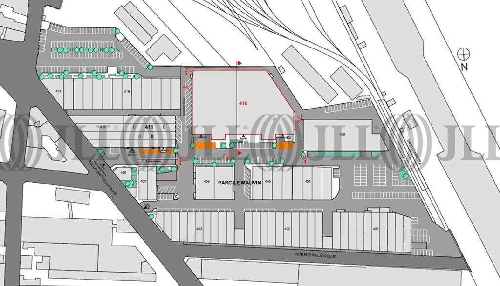 Activités/entrepôt Aubervilliers, 93300 - PARC DU MAUVIN - BAT 410 - 9874498