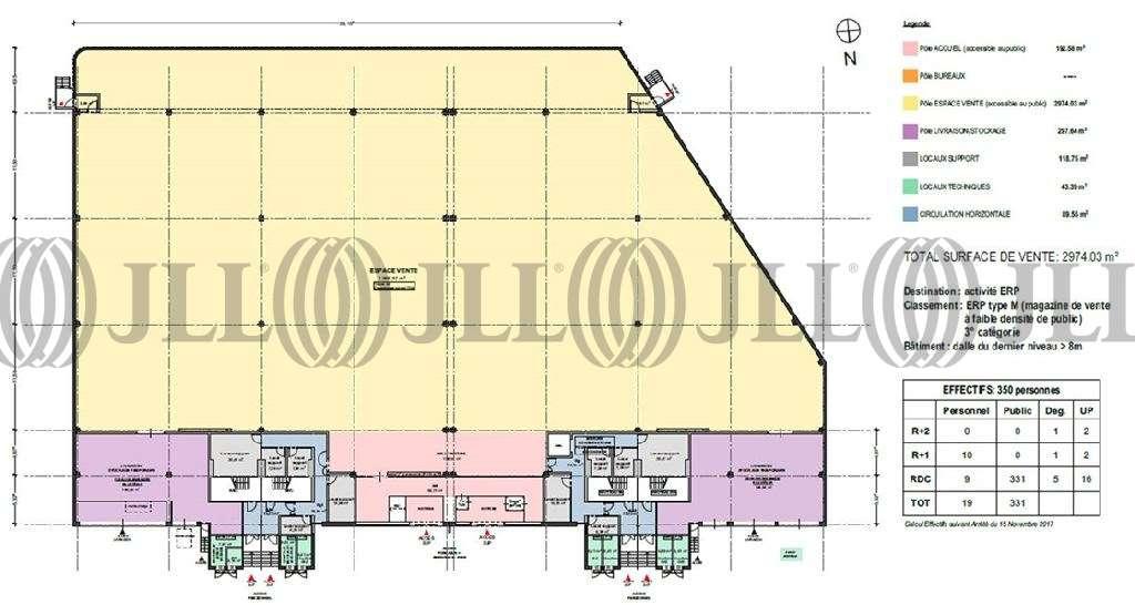 Activités/entrepôt Aubervilliers, 93300 - PARC DU MAUVIN - BAT 410 - 9874499