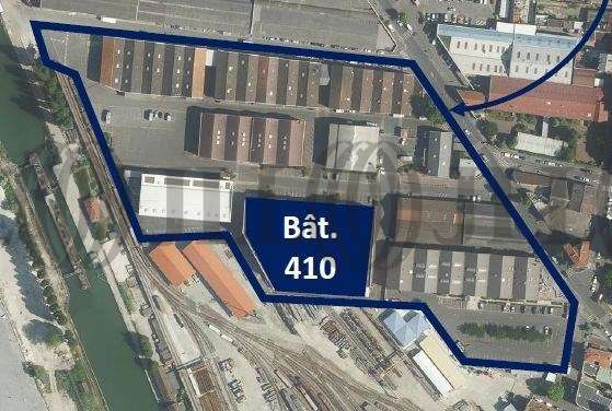 Activités/entrepôt Aubervilliers, 93300 - PARC DU MAUVIN - BAT 410 - 9874501