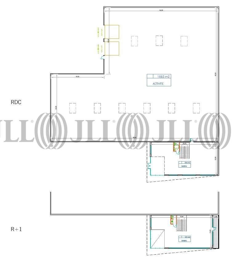 Activités/entrepôt Louvres, 95380 -  ZAC BUTTE AUX BERGERS - 9874505