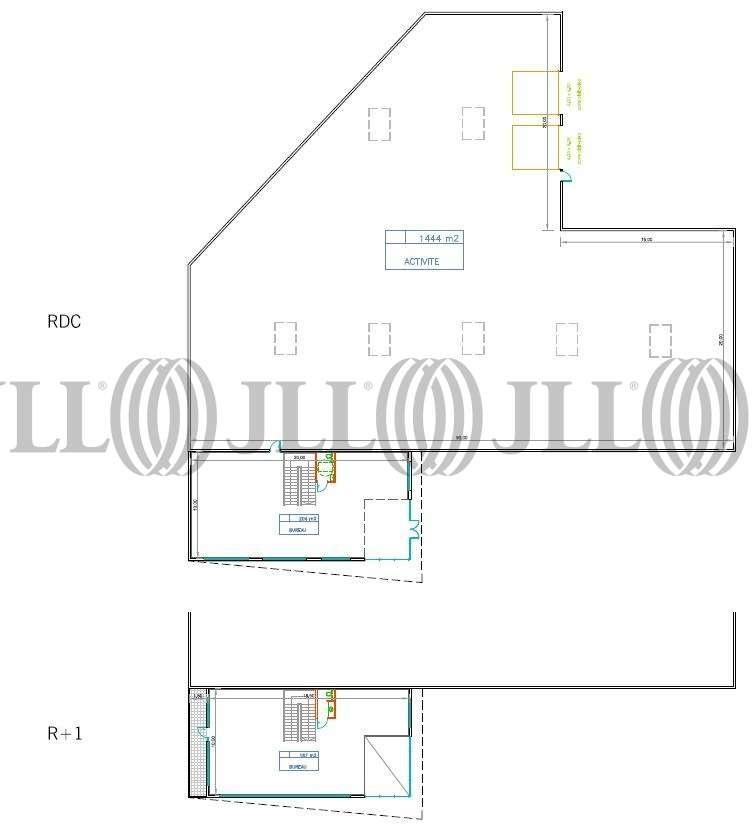 Activités/entrepôt Louvres, 95380 -  ZAC BUTTE AUX BERGERS - 9874506