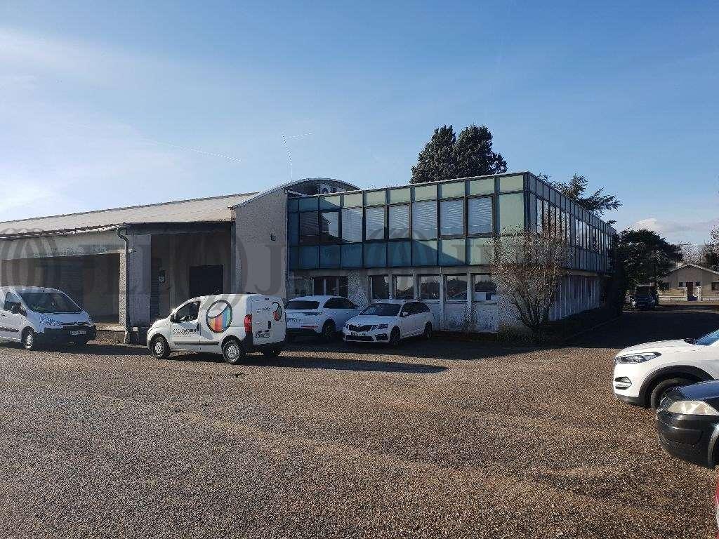 Activités/entrepôt Decines charpieu, 69150 - Location locaux d'activité Lyon Est - 9889759