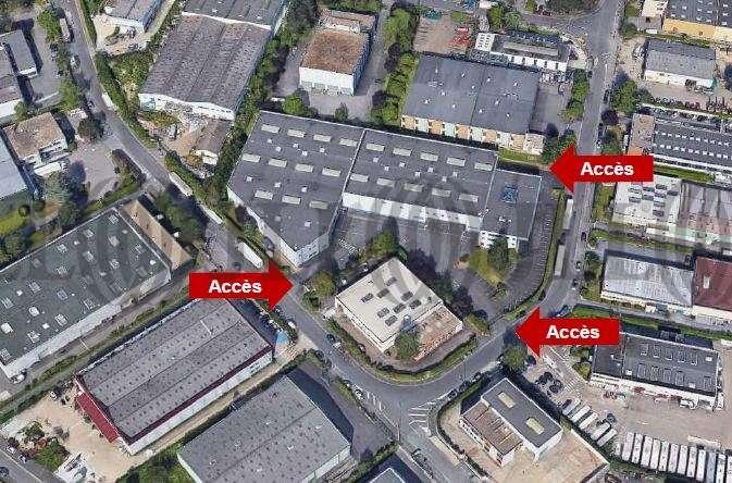 Activités/entrepôt Wissous, 91320 - 10 AVENUE AMPERE - 9889777