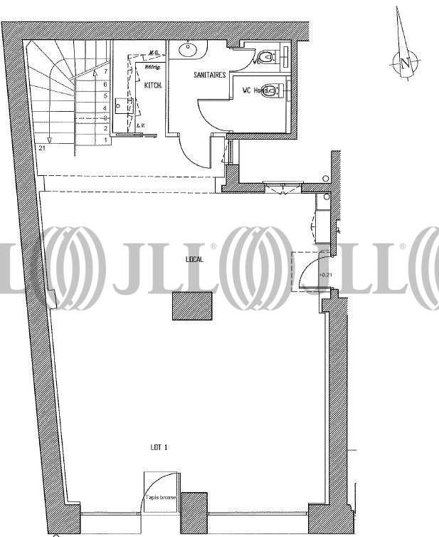 Bureaux Paris, 75009 - 24 RUE DE CHATEAUDUN - 9895702