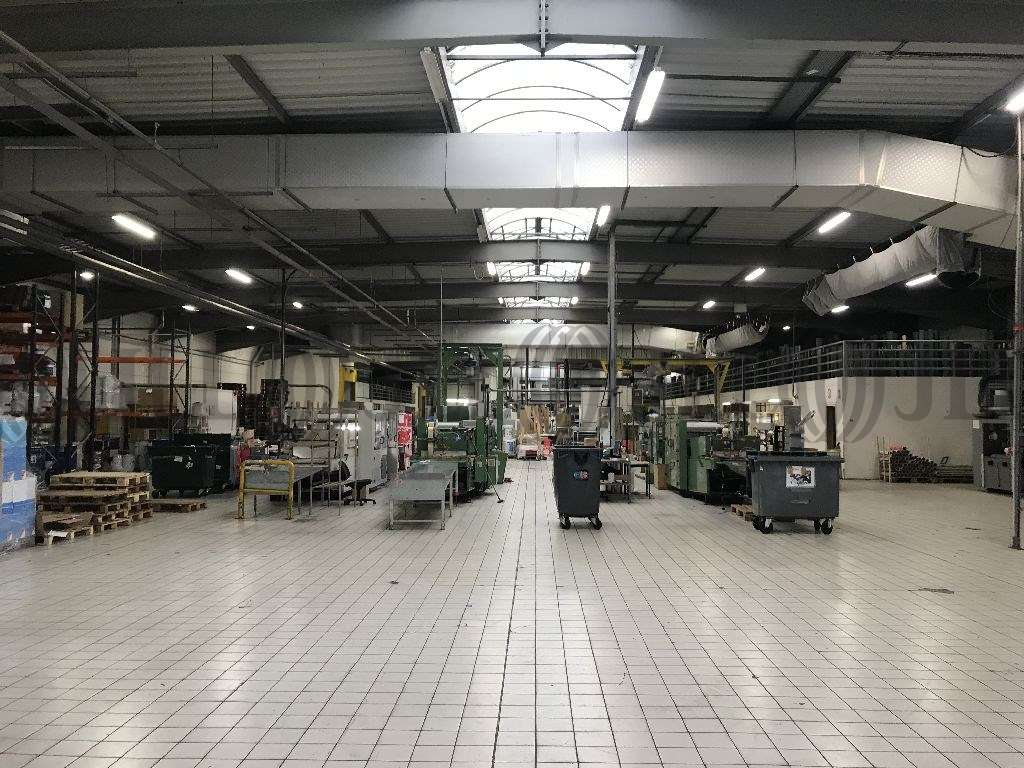 Activités/entrepôt Genas, 69740 - Bâtiment d'activité et de bureaux - Lyon - 9908174