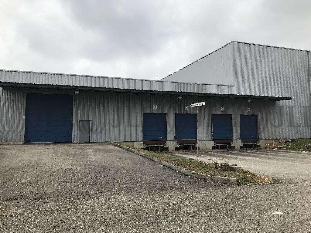 Activités/entrepôt Genas, 69740 - Bâtiment d'activité et de bureaux - Lyon - 9908178