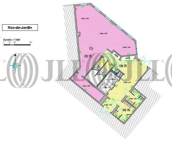 Bureaux Lyon, 69007 - LES BERGES DU RHONE - 9912406