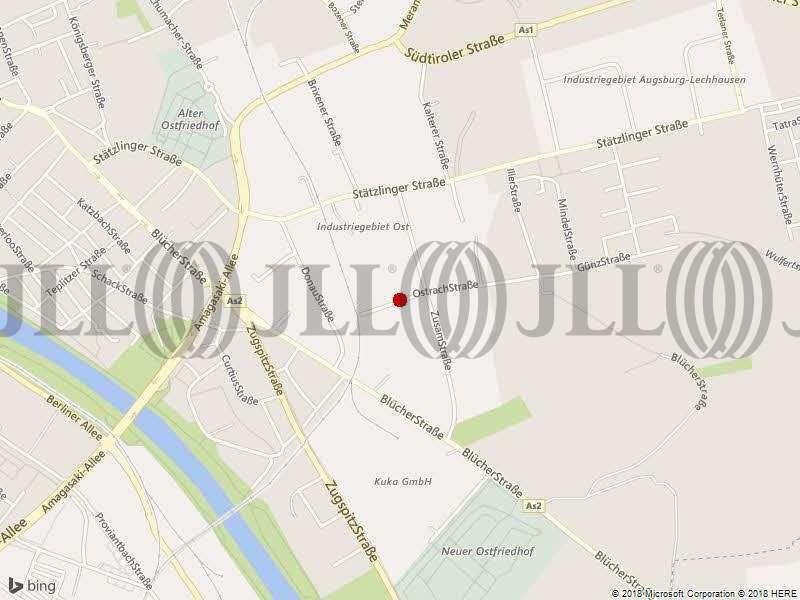 Hallen Augsburg, 86165 - Halle - Augsburg, Lechhausen - M1541 - 9913313