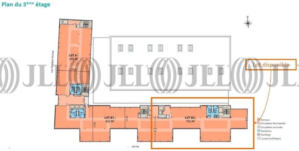 Bureaux Aubervilliers, 93300 - PARC DES PORTES DE PARIS - BAT. 521 - 9914068