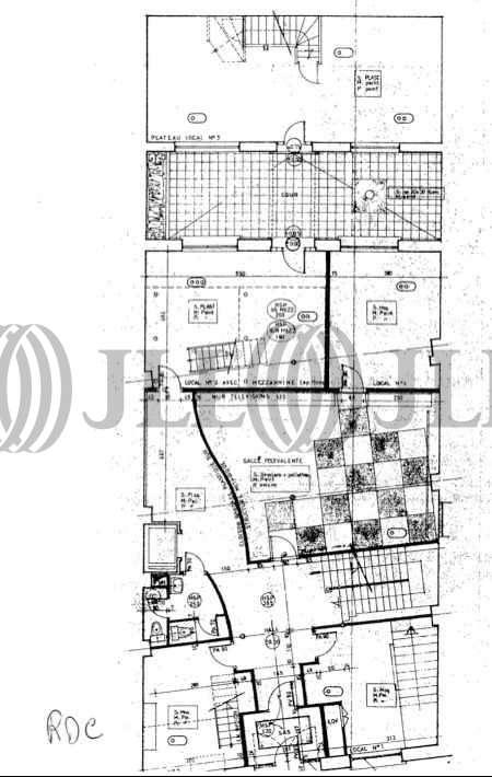 Bureaux Levallois perret, 92300 - 47 RUE LOUISE MICHEL - 9919876
