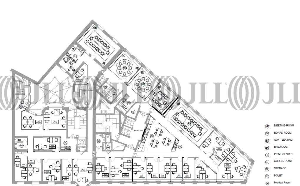 Bureaux Paris, 75008 - SPACES - 9923578