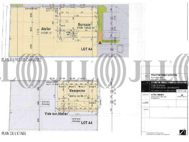 Activités/entrepôt Decines charpieu, 69150 - ESPACE BRUYÈRES - 9925670