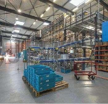 Activités/entrepôt Chanteloup les vignes, 78570 -  RUE HENRI NAVIER - 9925824