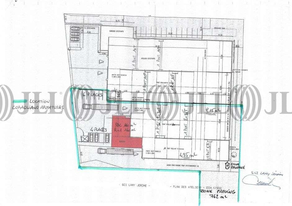 Activités/entrepôt Beligneux, 01360 - Entrepot à vendre ou à louer - Lyon Ain - 9926530