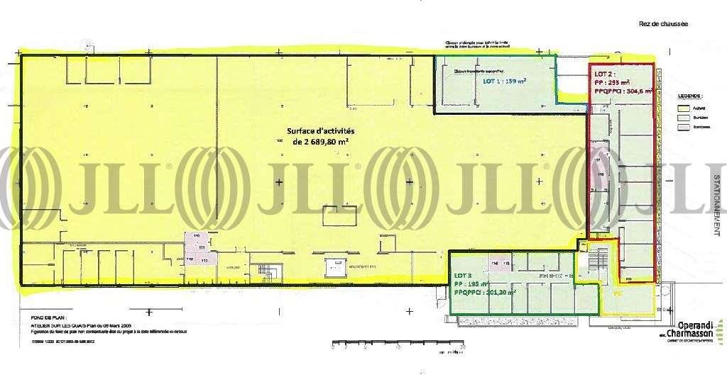 Activités/entrepôt Caluire et cuire, 69300 - Location locaux d'activité Lyon Nord - 9926584