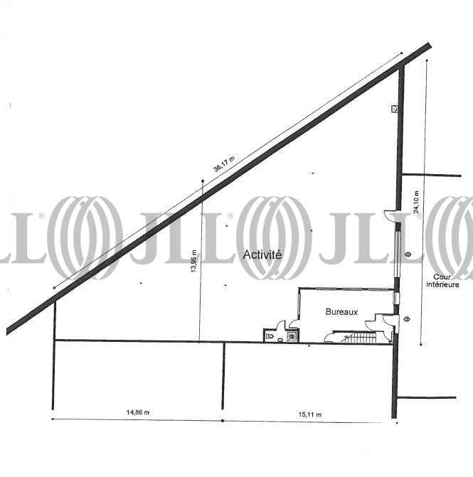Activités/entrepôt Venissieux, 69200 - Parc d'activité Eugene Maréchal - Lyon - 9926619