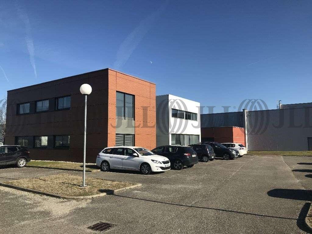 Activités/entrepôt Genas, 69740 - Bâtiment d'activité et de bureaux - Lyon - 9988897