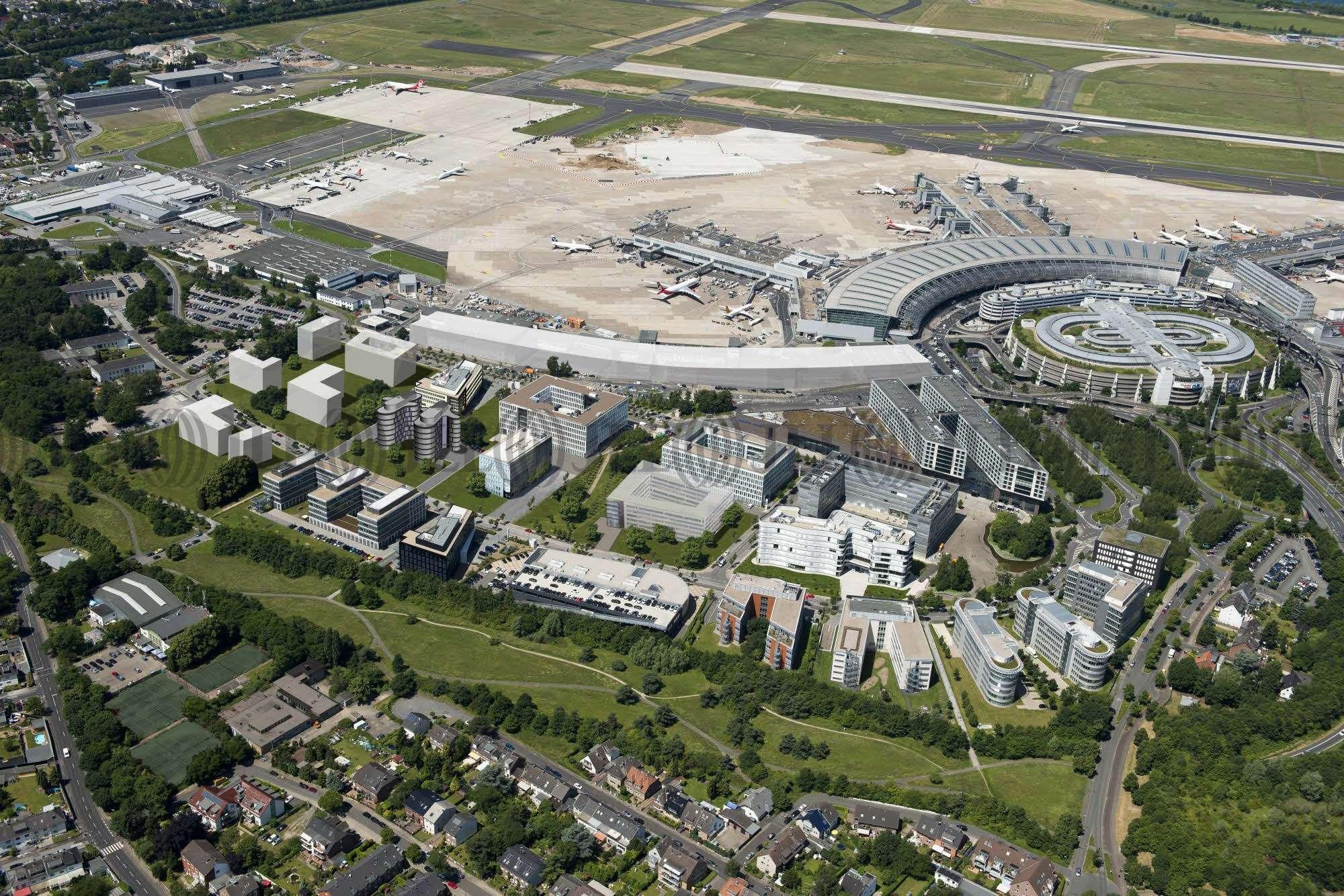 Büros Düsseldorf, 40468 - Büro - Düsseldorf, Unterrath - D1208 - 10013729