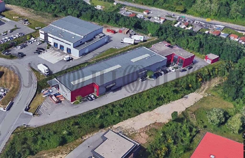Activités/entrepôt Chasse sur rhone, 38670 - Achat / Location entrepot Lyon sud - 10029455