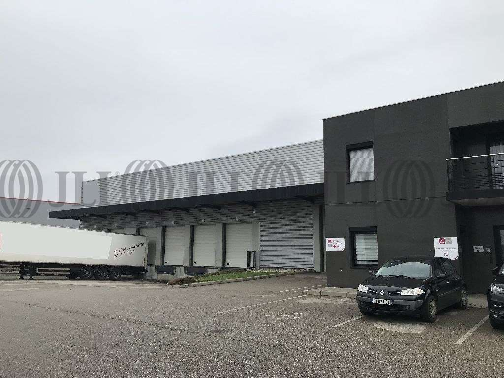 Activités/entrepôt St pierre de chandieu, 69780 - Entrepot à vendre Lyon Sud - Rhône (69) - 10029453