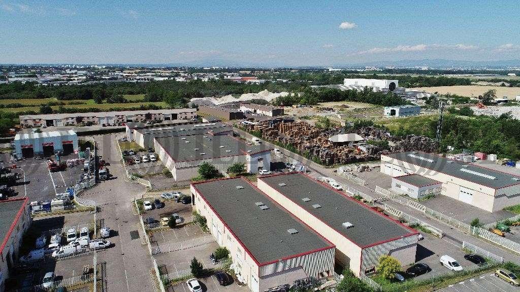 Activités/entrepôt Chassieu, 69680 - Location entrepot Chassieu - Lyon (69) - 10086070