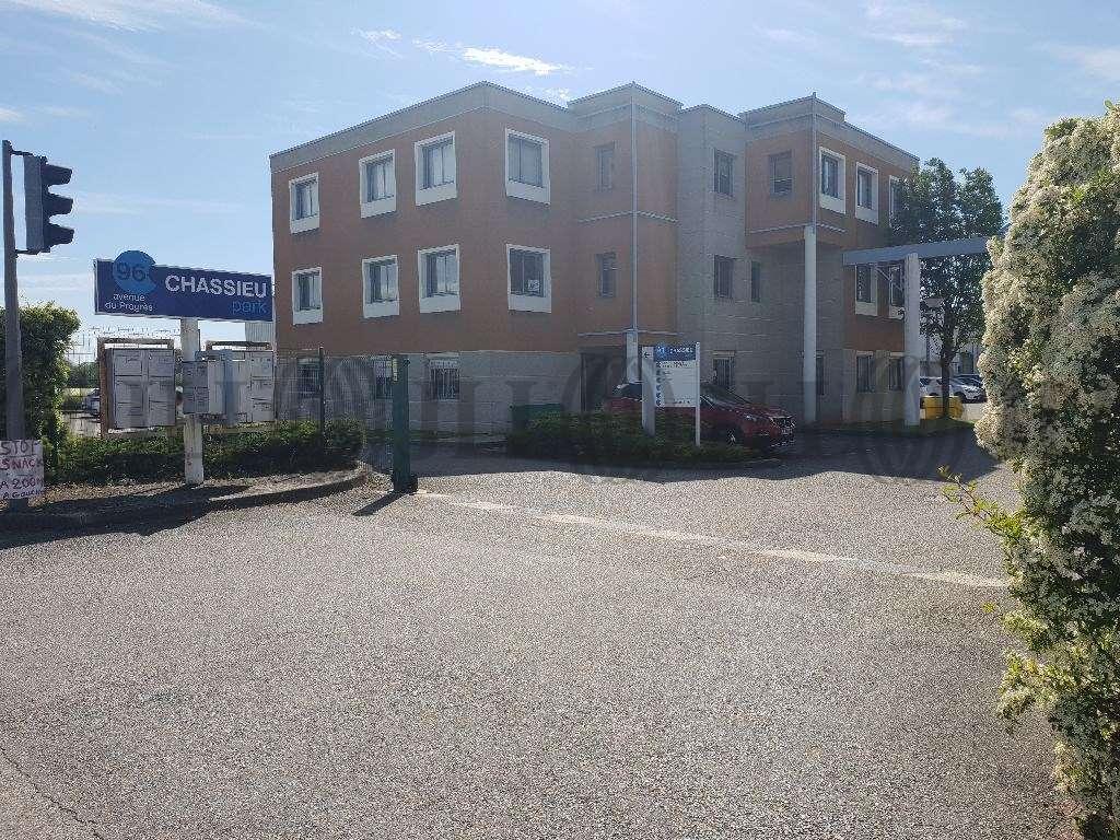 Activités/entrepôt Chassieu, 69680 - Chassieu Park - Location entrepot Lyon - 10261831