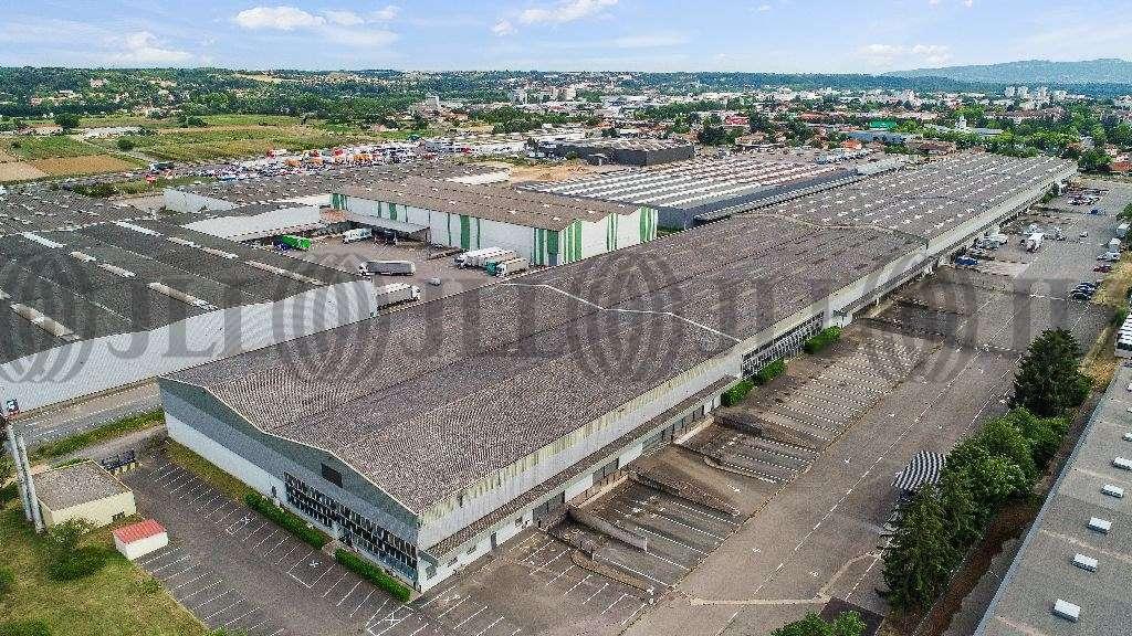 Activités/entrepôt Arnas, 69400 - Location entrepôt Lyon - Transporteur - 10272852