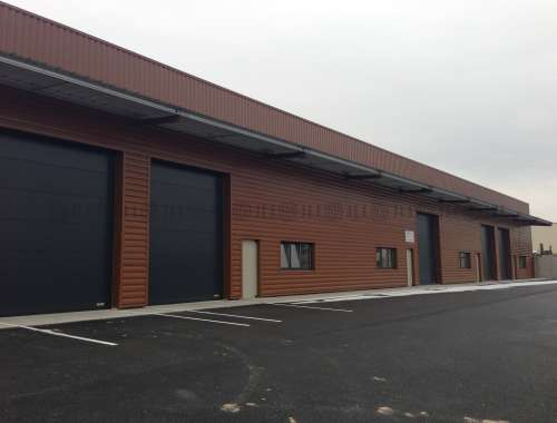 Activités/entrepôt Champfleury, 51500 - CHAMPFLEURY - 488656