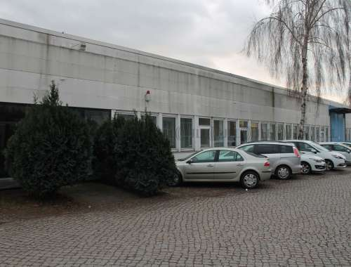 Hallen Berlin, 13599 - Halle - Berlin, Haselhorst - B1241 - 9410021
