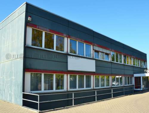 Hallen Düsseldorf, 40231 - Halle - Düsseldorf, Lierenfeld - D2183 - 9420946