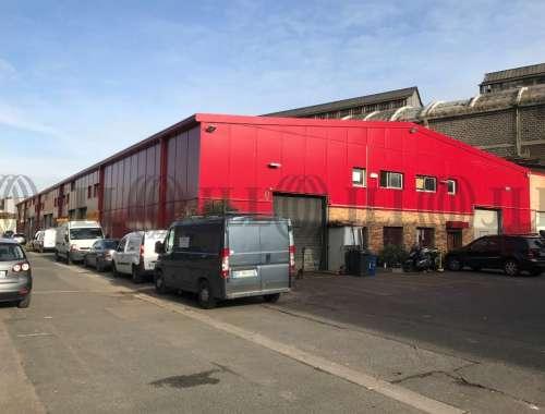 Activités/entrepôt Aubervilliers, 93300 - 127 RUE CHARLES TILLON - 9449823
