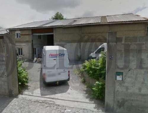Activités/entrepôt Aubervilliers, 93300 - 44 RUE GUYARD DELALAIN - 9468455