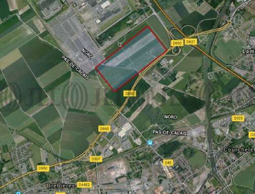 Plateformes logistiques Lambres lez douai, 59552 - ZAC LAMBRES CUINCY - 9460990