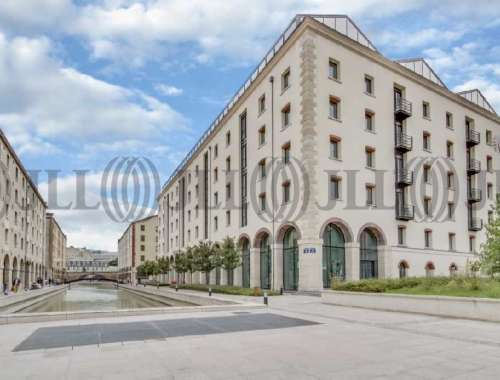 Bureaux Paris, 75019 - LE BEAUVAISIS BAT 028 - 9472401