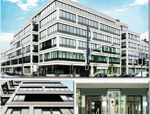 Büros Düsseldorf, 40217 - Büro - Düsseldorf, Unterbilk - D0416 - 9487950
