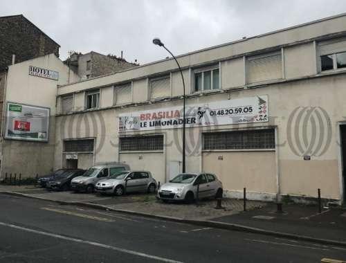 Activités/entrepôt La plaine st denis, 93210 - 82 RUE DU LANDY - 9493463
