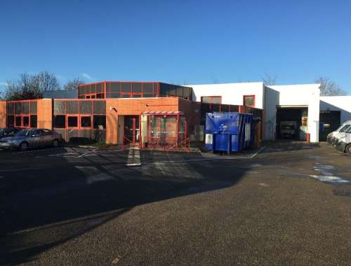 Activités/entrepôt Voisins le bretonneux, 78960 - undefined - 9499199
