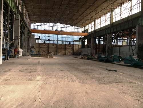 Hallen Bremen, 28755 - Halle - Bremen, Fähr-Lobbendorf - H1277 - 9513853