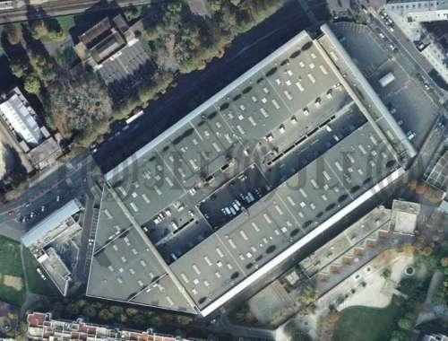 Activités/entrepôt Pantin, 93500 - CENTRE D ACTIVITE DE L OURCQ - 9528221