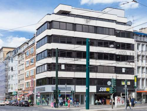 Büros Düsseldorf, 40211 - Büro - Düsseldorf, Pempelfort - D0038 - 9543546