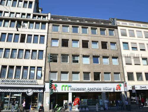Büros Düsseldorf, 40211 - Büro - Düsseldorf, Stadtmitte - D2309 - 9550588