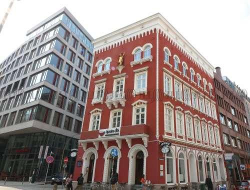 Büros Hamburg, 20095 - Büro - Hamburg, Hamburg-Altstadt - H1402 - 9621003