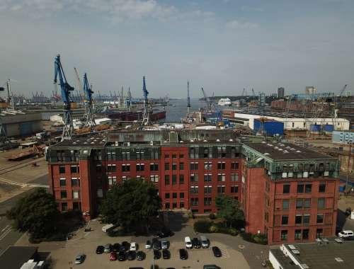 Büros Hamburg, 20457 - Büro - Hamburg, Kleiner Grasbrook - H1411 - 9690206