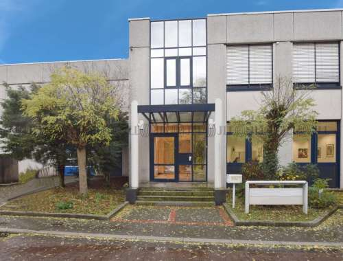 Hallen Düsseldorf, 40595 - Halle - Düsseldorf, Hellerhof - D2458 - 9783226