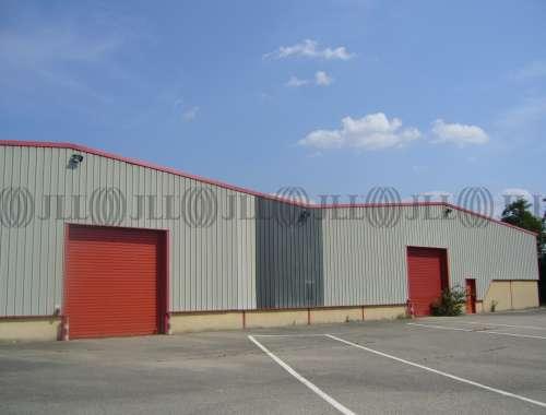 Activités/entrepôt Meyzieu, 69330 - Location locaux d'activité Meyzieu Lyon - 9786712