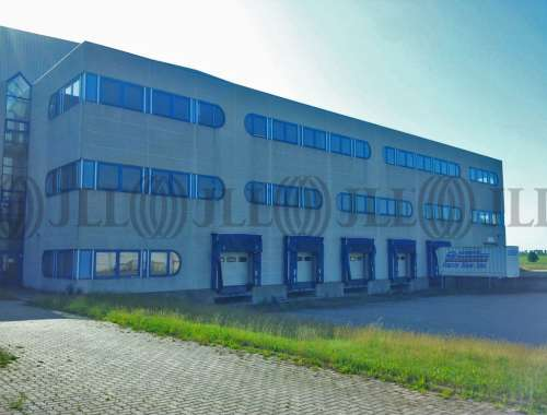 Hallen Bernburg (saale), 06406 - Halle - Bernburg (Saale), Bernburg - B1354 - 9800047