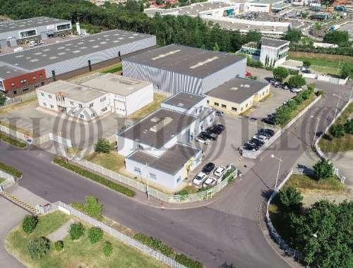 Activités/entrepôt Chaponnay, 69970 - Locaux d'activité et de bureaux Lyon Sud - 9841068